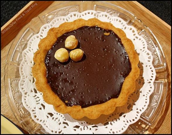Percolate Chocolate Tart