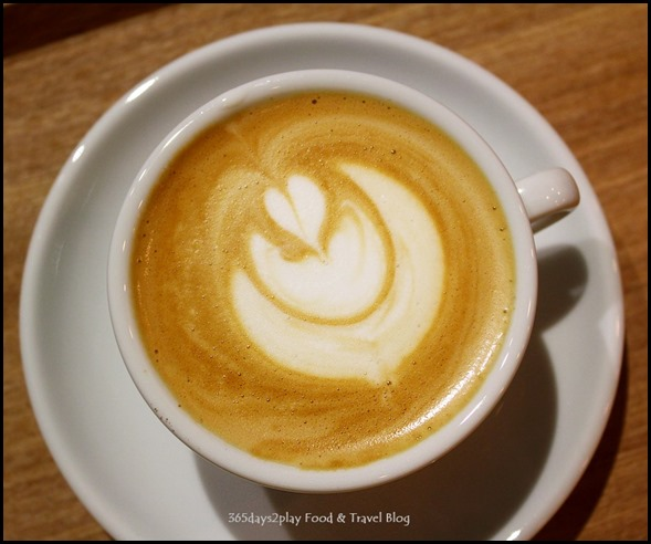 Percolate Flat White