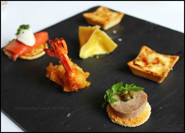 Absinthe Restaurant Francais - Finger Food Platter $13