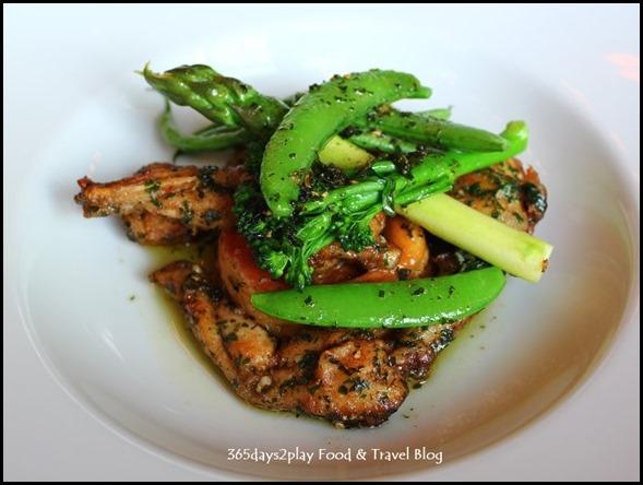 Absinthe Restaurant Francais -Frog Legs $38