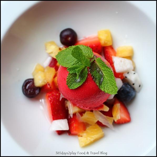 Absinthe Restaurant Francais - Fruit Salad $12 (1)