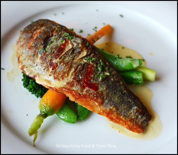 Absinthe Restaurant Francais - Sea Bass $38