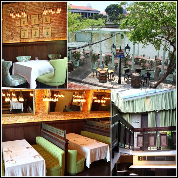 Absinthe Restaurant Francais