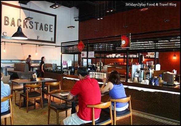 Back Stage Cafe