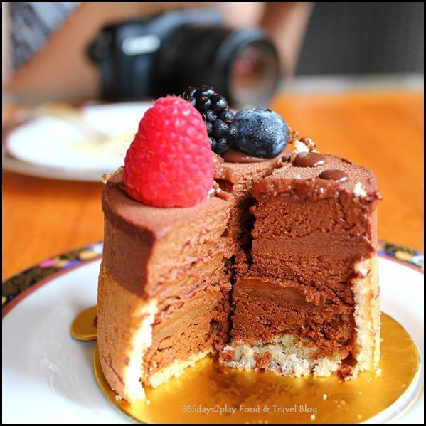 Conrad Singapore - Chocolate Royal Hazelnut Crunch $11 nett (1)