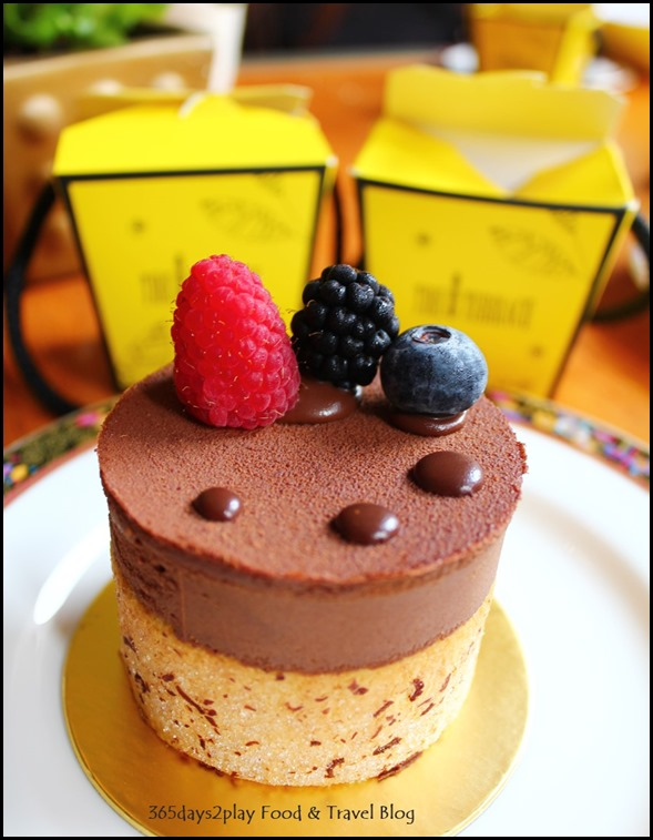 Conrad Singapore - Chocolate Royal Hazelnut Crunch $11 nett (2)