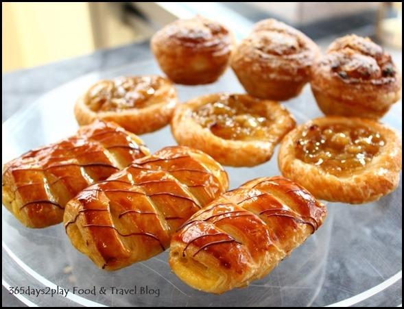 Conrad Singapore - Danish Pastries