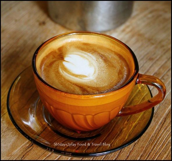 My Awesome Cafe - Cafe Latte $4.50