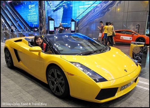 365days2play drives a Lamborghini!