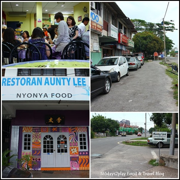 Aunty Lee Nyonya Restaurant Place