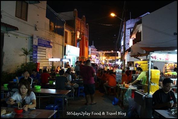 Malacca Food Street