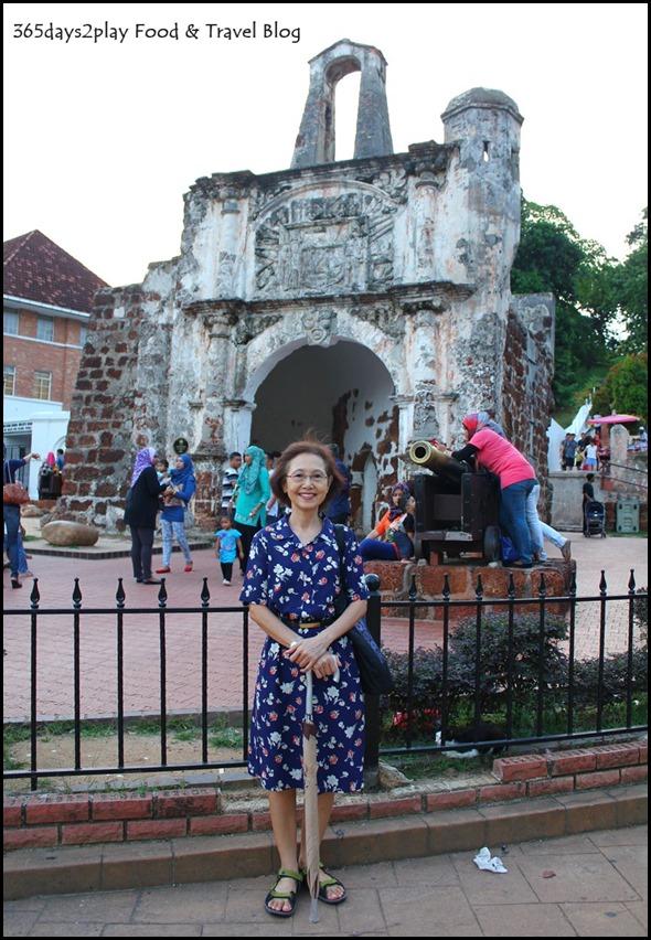 Melaka Fortress