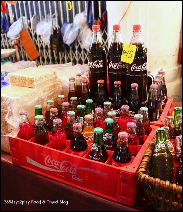 Old School Glass bottle soft drinks