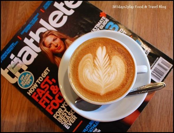 Peloton - Espresso with Milk 5 oz $4.50 (2)