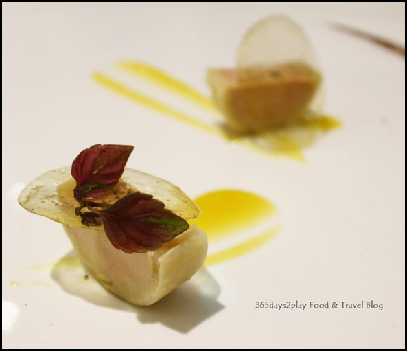 Lewin Terrace - Bettarazuke-wrapped Foie Gras Terrine (2)