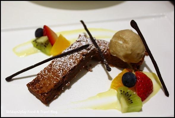 Lewin Terrace - Chocolate Flourless Cake