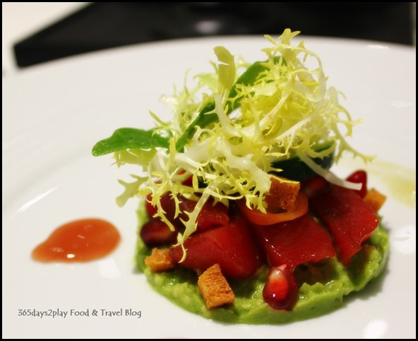 Lewin Terrace - Tuna & Avocado Salad
