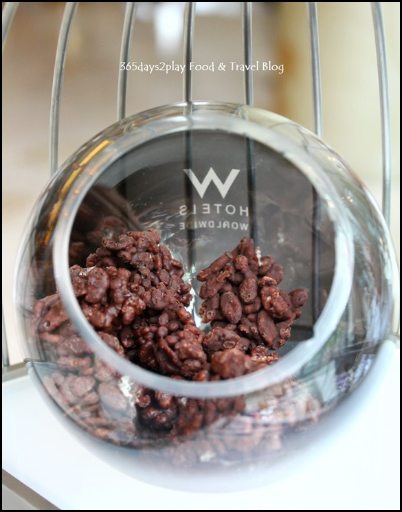 W Singapore T Time - Chocolate Crackle and Pop