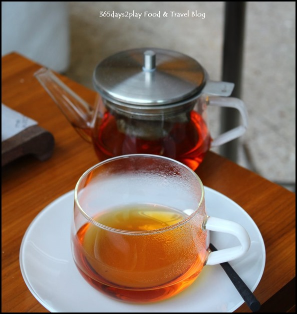 W Singapore T Time - Dilmah Tea