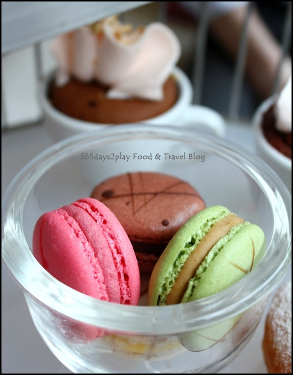 W Singapore T Time - Macarons (3)