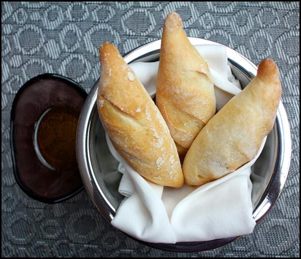 Burlamacco - Complimentary Bread Basket