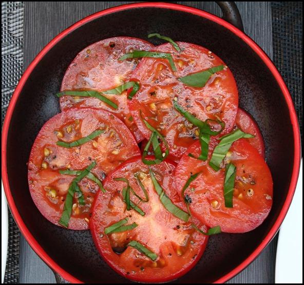 Burlamacco - Tomato Salad $12
