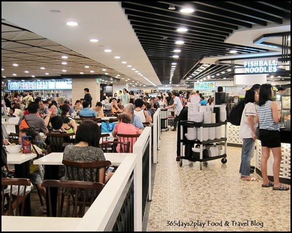 Changi Airport T3 Kopitiam (3)