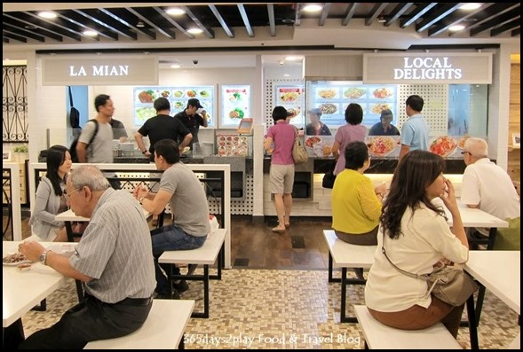 Changi Airport T3 Kopitiam (4)