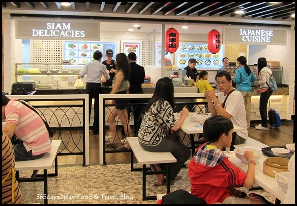 Changi Airport T3 Kopitiam (6)