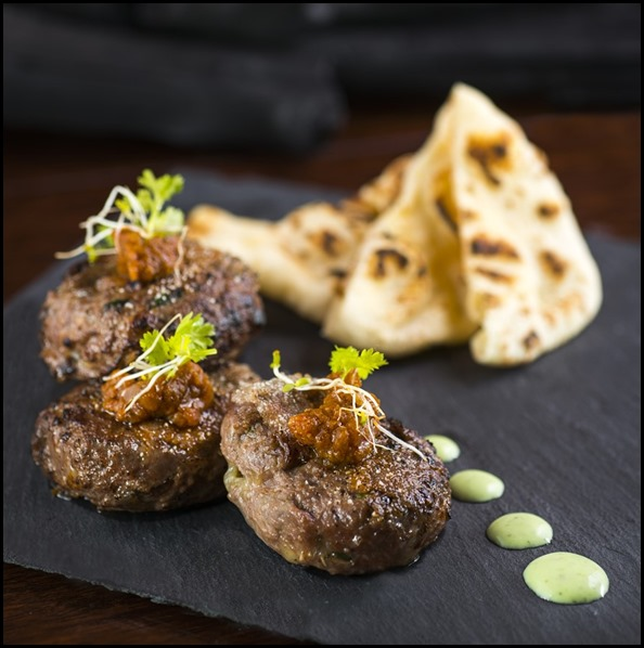 D'Bell Kofta - Beef Croquette filled with Cheddar Cheese, Prunes and dusted with Semolina (2)