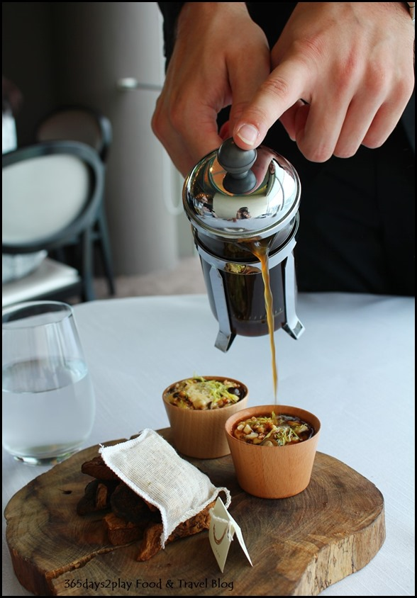 Jaan - Mushroom Tea, Cep Sabayon (2)