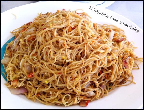 Di Wei Teochew Restaurant - Fried Noodles
