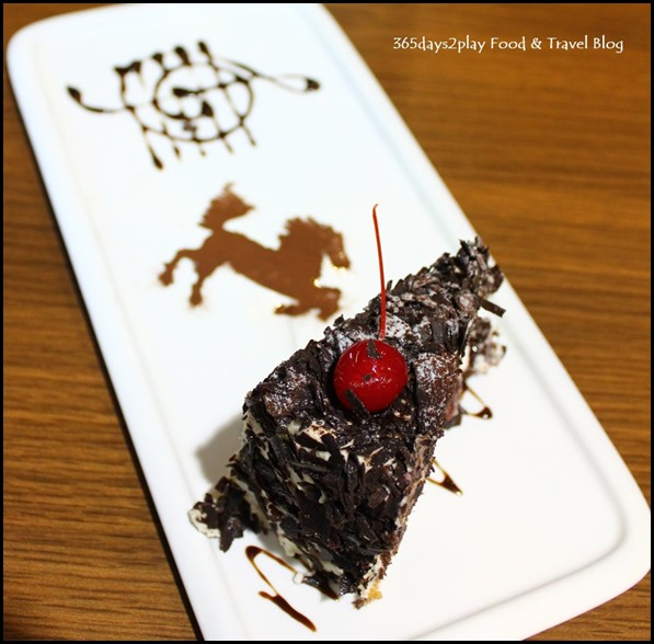 Stuttgart Blackforest Cafe - Blackforest Cake $10 (1)