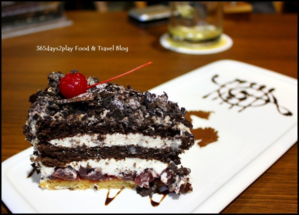 Stuttgart Blackforest Cafe - Blackforest Cake $10 (2)