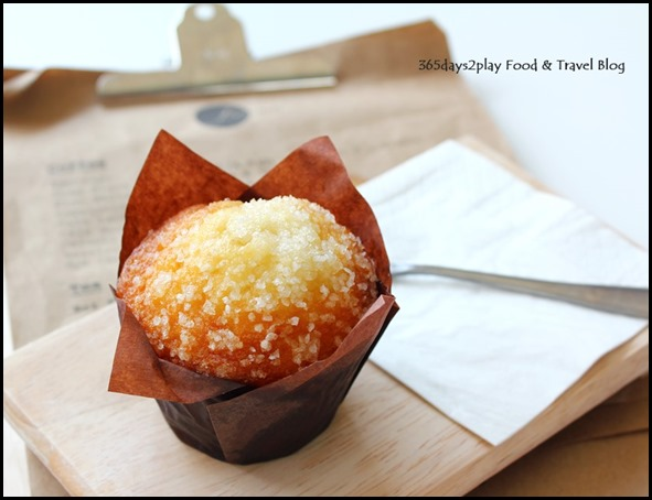 Fart Tartz Cafe - Apricot Muffin