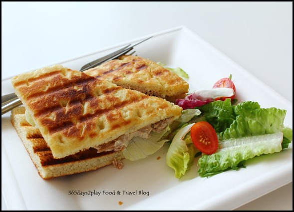 Fart Tartz Cafe - Fishy Tuna Sandwich $7.90