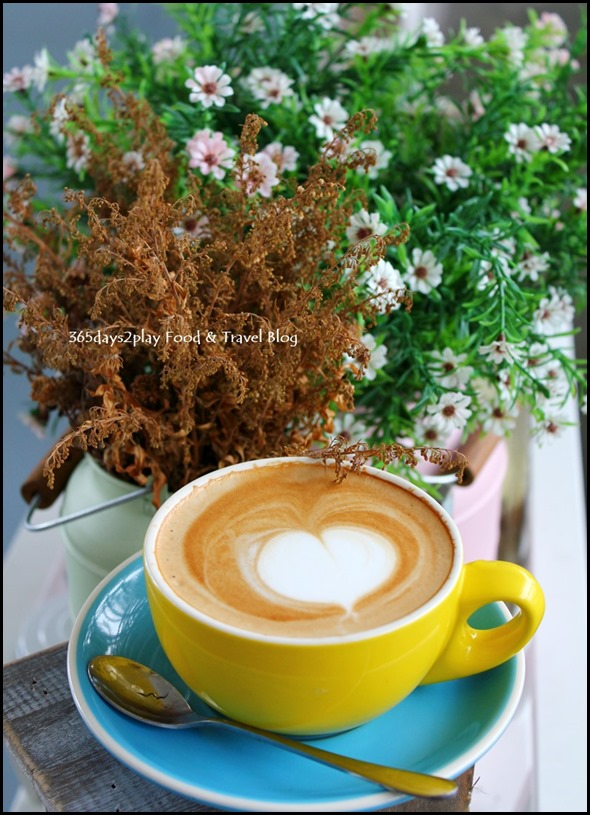 Fart Tartz Cafe - Flat White $5.50  (2)