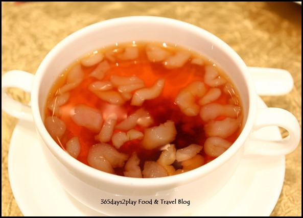 Li Bai Sheraton - Sweetened Ginger Tea with Hasma (3)