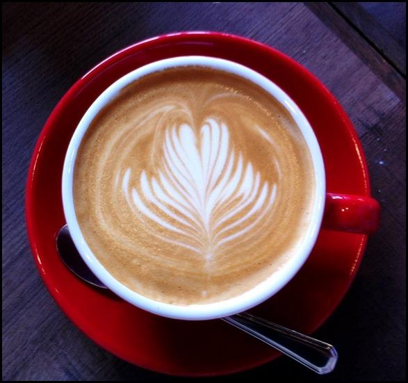Roosevelt Cafe - Cafe Latte $4.80 (1)
