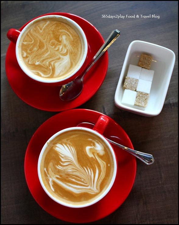 Roosevelt Cafe - Cafe Latte $4.80 (4)
