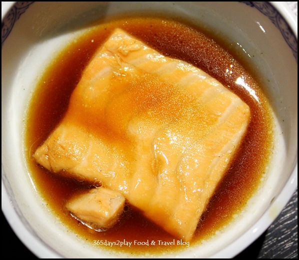 Shima Restaurant - Salmon Belly Teppanyaki