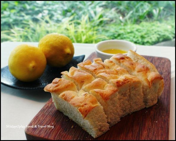 Zafferano - Complementary Bread