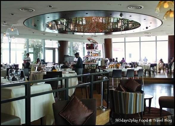 Zafferano Restaurant at Ocean Financial Centre (1)