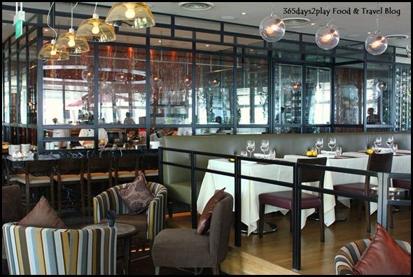 Zafferano Restaurant at Ocean Financial Centre (2)