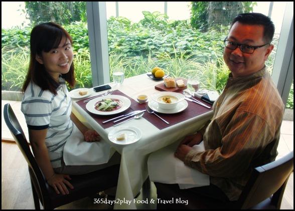 Zafferano Restaurant at Ocean Financial Centre (4)