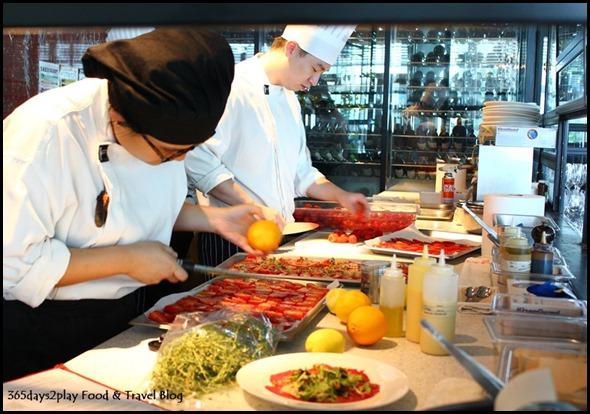 Zafferano Restaurant at Ocean Financial Centre (7)