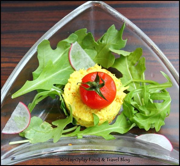 Brasserie Les Saveurs Restaurant Week Lunch (1)