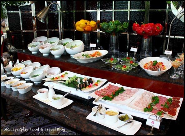 Brasserie Les Saveurs Restaurant Week Lunch (9)