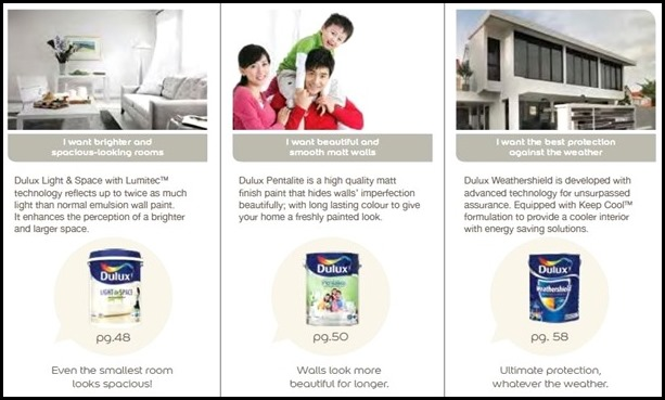 Dulux Paint types (1)