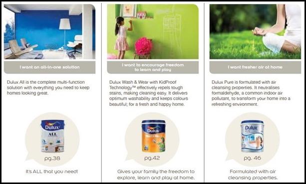 Dulux Paint types (2)
